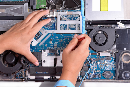 Reparatur Grafikkarte iMac
